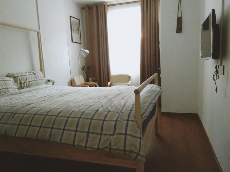 房间四( 20平左右)168