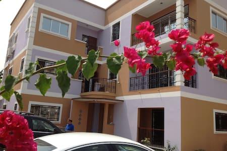 Appartement tout confort meublé à Bastos Yaoundé - Yaoundé - Flat
