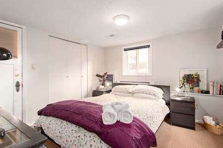 Charming Guest Suite on Commercial Drive - private - Vancouver
