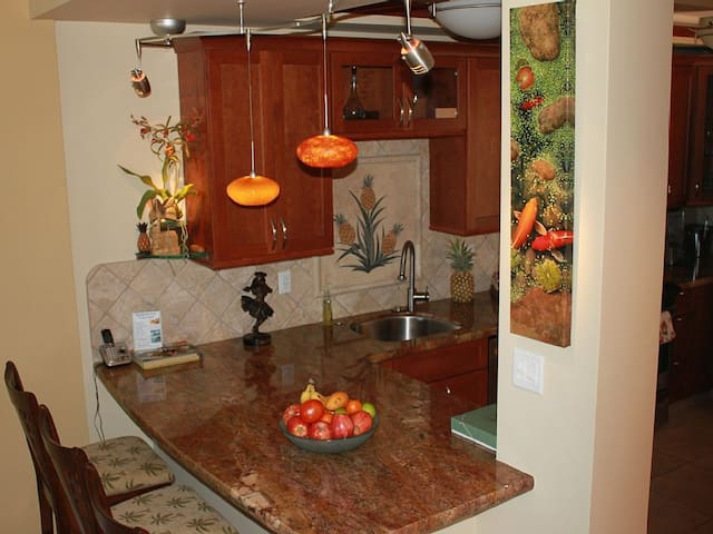 Last Minute Special April 9-17 Only $199  per Night!  Beautiful Remodel - Lahaina - Ház