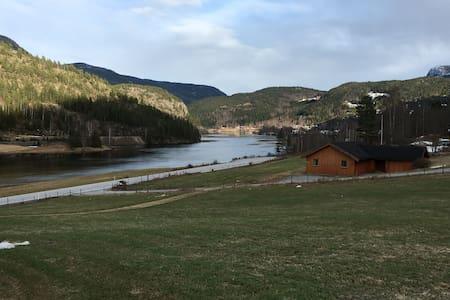Nice house. Koselig hus på Bromma, Nesbyen.