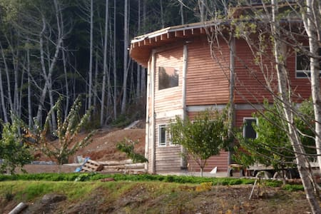 Rustic Wilderness Lodge - Gasquet
