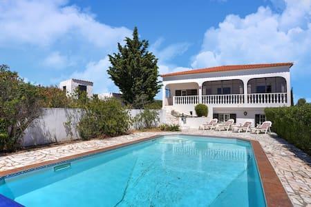 Cozy Holiday Home in Vila Nova de Cacela with Swimming Pool