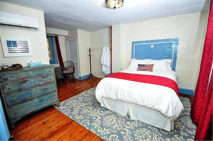 Galvanized America Inn, Bucks County-Freedom Room
