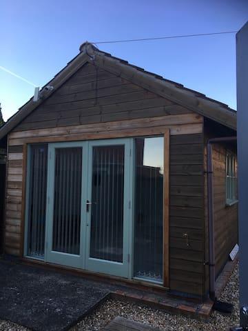 The Cabin - Taunton - Houten huisje