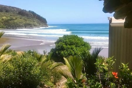 Self contained Bure - Ahipara - Apartament