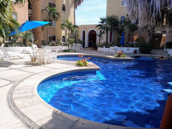 Great located apartment in Cabo