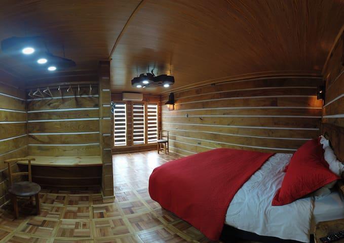 Acogedora habitación privada 5