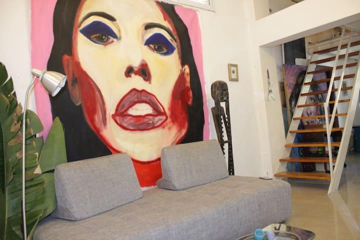 AMAZING Duplex Studio Apartment