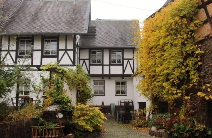 Haus am Pütz- Ferienhaus