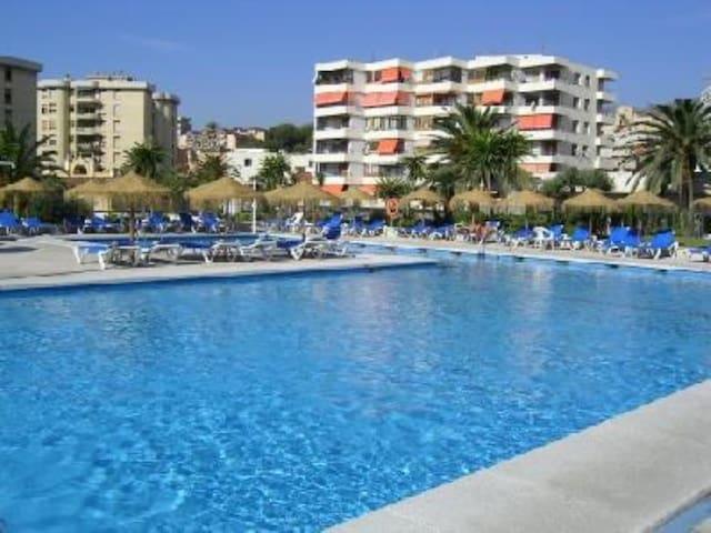 Apartamento centro  Torremolinos. La Nogalera