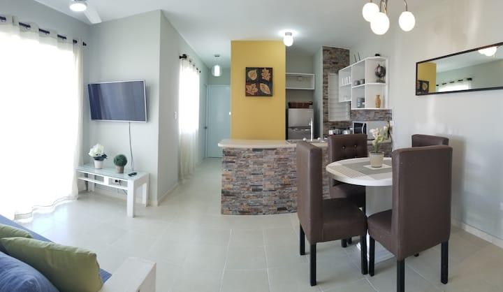Apartamento relajante y acogedor en Punta Cana