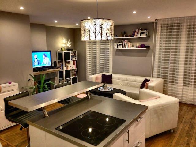 Appartement centre ville le Havre - Le Havre - Apartamento