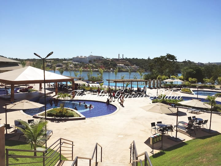 Eco Resort Ilhas do Lago - 2 quartos