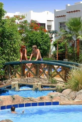 Apartment delta sharm resort