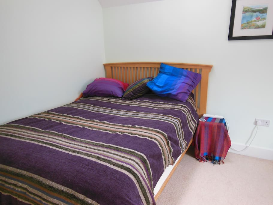 1st Double bed