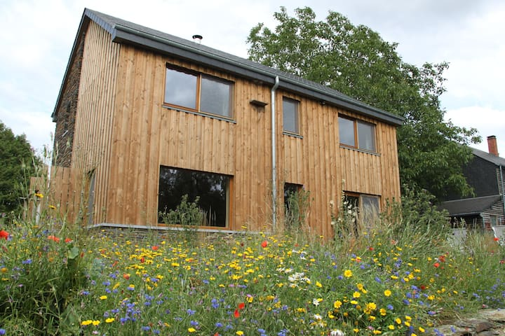 Holiday cottage in nature
