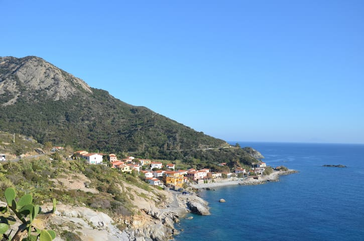 Isola d'Elba-CASA FERRINI: sole,mare,natura,relax. - Marciana - Daire