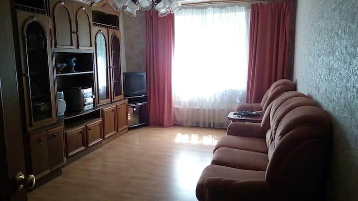 г.Бронницы 3-х комнатная квартира
