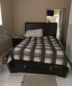 Habitaciones por mes o por día - Trenton - Σπίτι