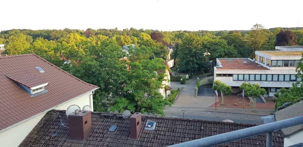 Allg. Nutzung  Balkon mit Ausblick
