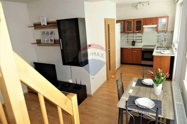 Квартира для прохождения карантина от 1 до 4 чел