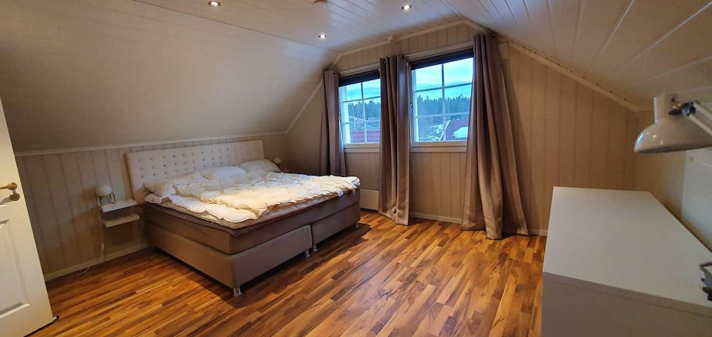 Sunny side of Kongsberg - room #1 second floor