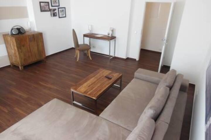Wohnung in Hannover- Linden mit Frühstück !!!