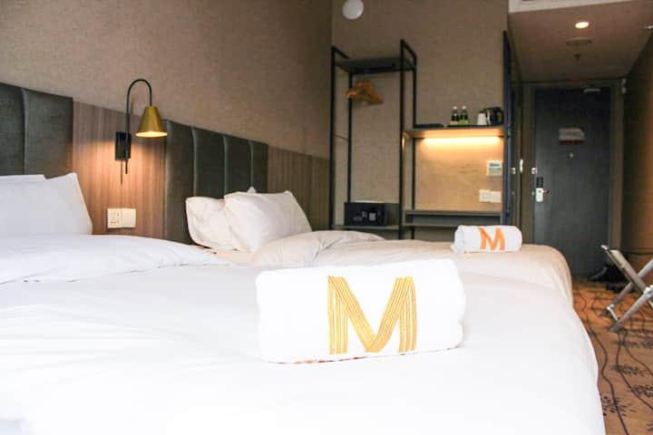 Mtree Hotel-Premier Twin Room W BF