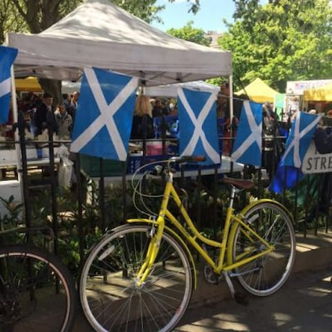 Stockbridge farmers market
