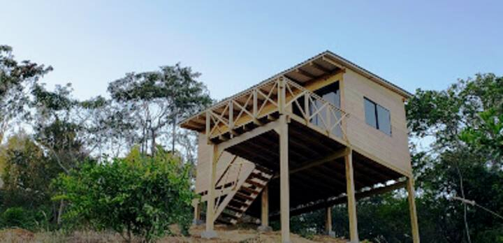 Finca Santa Marta Eco Cabins in the mountains