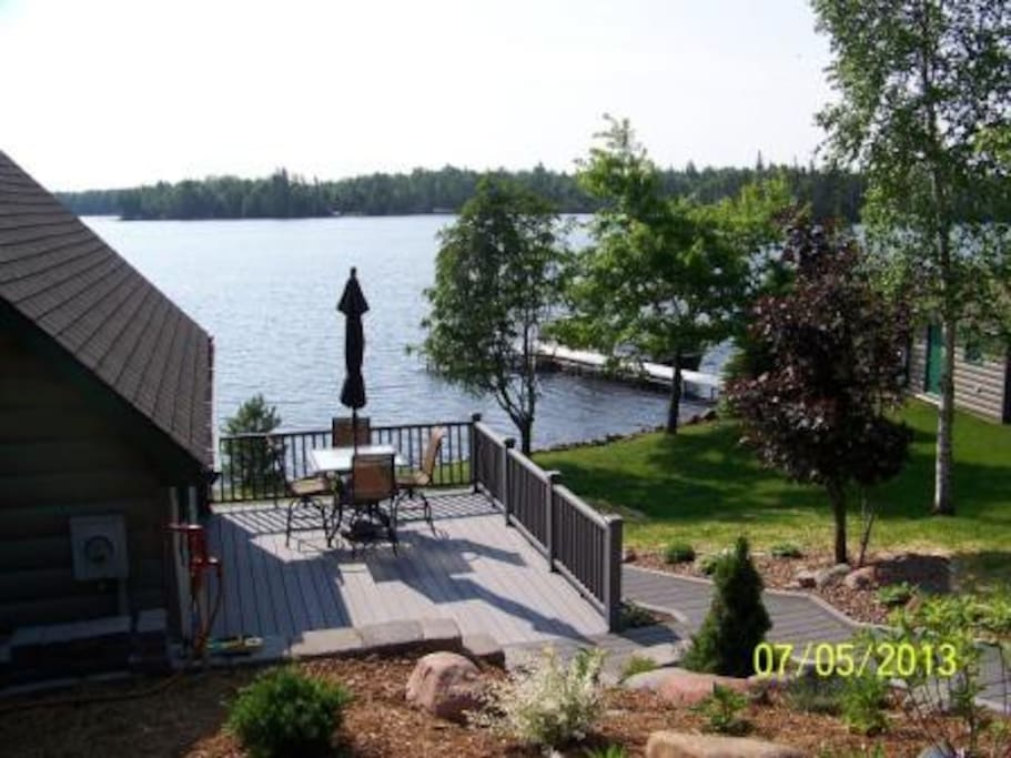 Beautiful Modern Lake Cabin Cabins For Rent In Two
