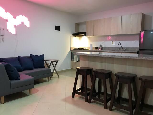 New Apartment in City Center Envigado