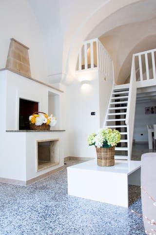 Casa vacanze nel cuore dell' alto salento - carovigno - Appartement