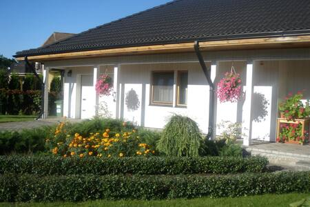 Cat Garden Guest House1 free Riga Airport transfer - Mežāres - Guesthouse