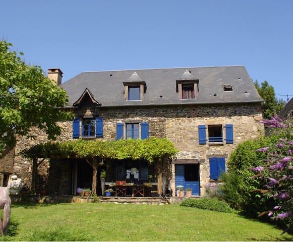 La Maison Bleue, hier voel je  je echt thuis!