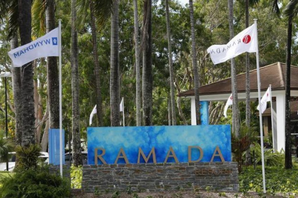 Welcome to the Ramada!