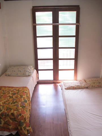 3-person room in nipa hut - PH - 오두막
