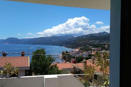 Apartment with sea view - Cala Gonone