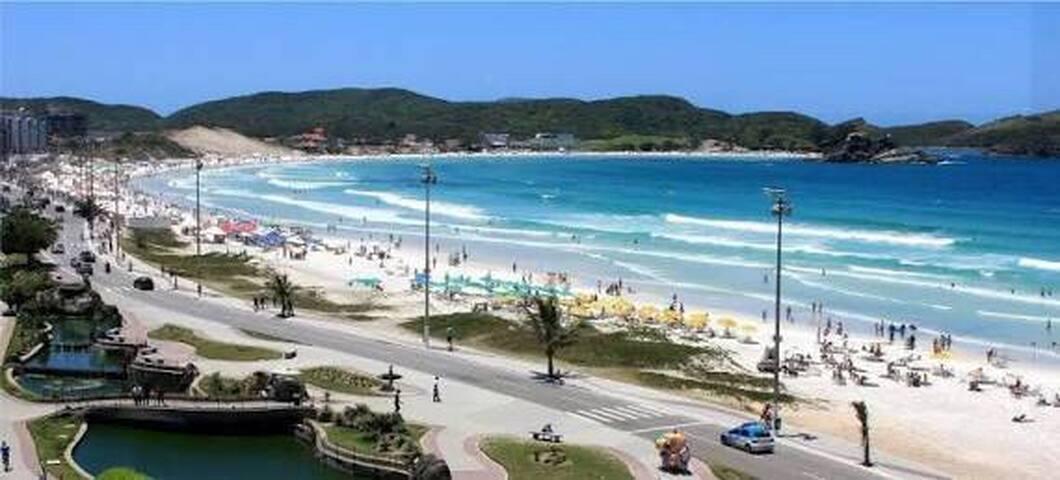 Vá a pé para a Praia do Forte, Canal e Feirinha!