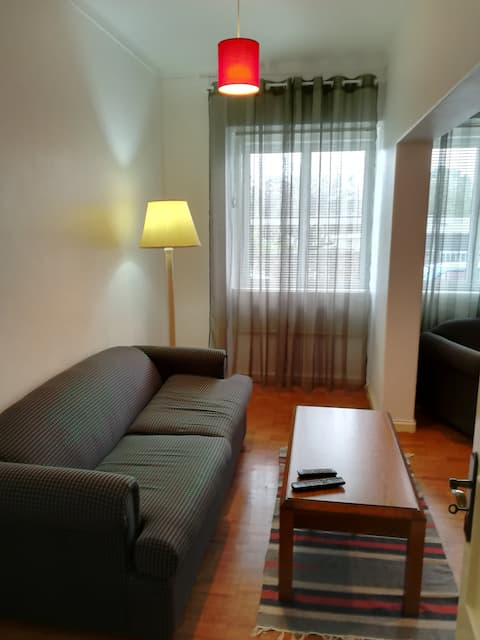 Apartamento da Praia AL1658