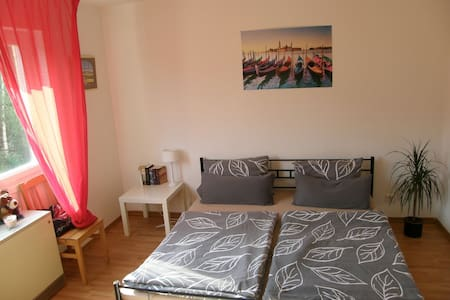 Beautiful Private Room Bonn - Wohnung