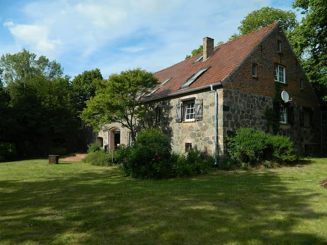 Eschenhof - Gransee in Brandenburg - Gransee - Casa