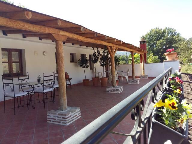 El Balcón del Huéznar