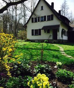 Traumhaftes Landhaus vor Darmstadt - Roßdorf - Ev