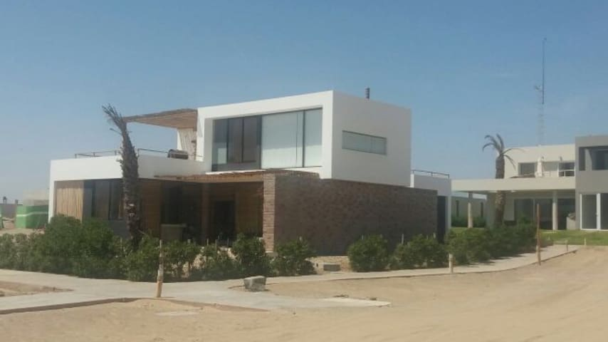 Full Exclusive House at Paracas Bay - Paracas - House