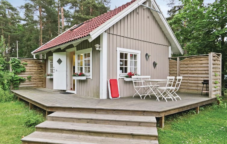 Holiday cottage with 1 room on 29m² in Färjestaden