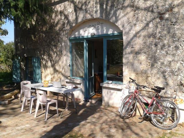 Confort & charme en Périgord Vert - Sainte-Croix-de-Mareuil - 獨棟
