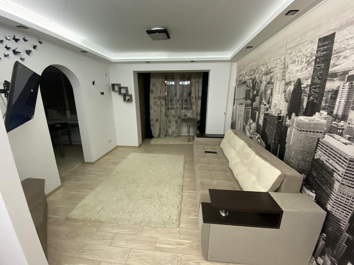 VIP квартира с джакузи