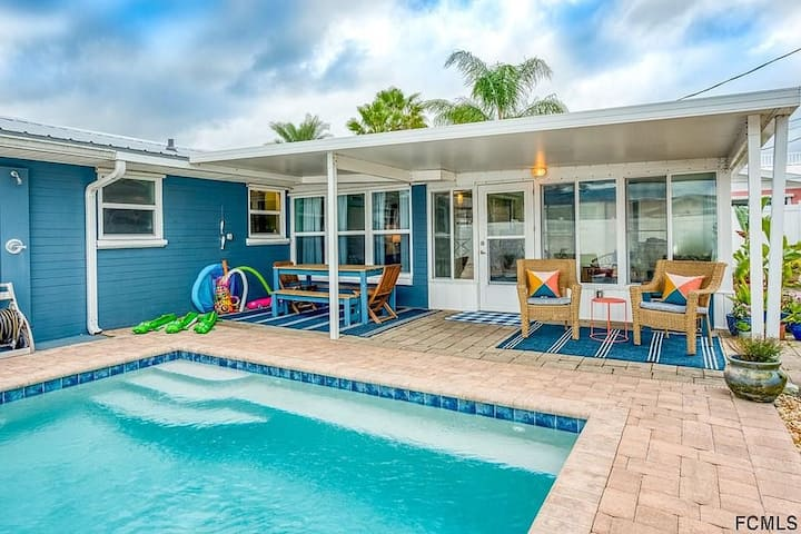 Just Listed! Surf Villa